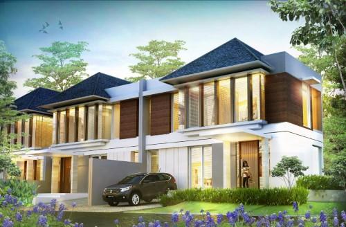 rumah dijual di surakarta, harga perumahan di solo, rumah type 115