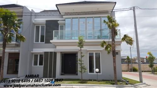 perumahan di solo, harga rumah di solo, rumah type 115